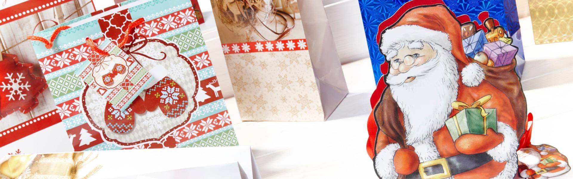 """HEKU GmbH   Geschenktaschen """"Weihnachten"""""""